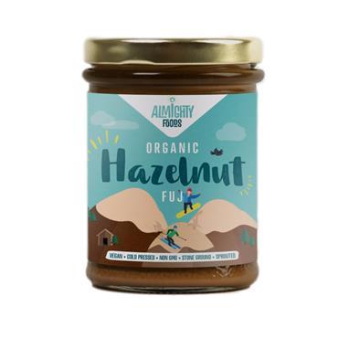 Almighty Hazelnut Fuj Gourmet Nut Butter 200g