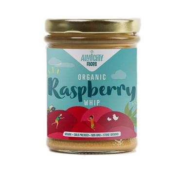 Almighty Raspberry Whip Gourmet Nut Butter 200g
