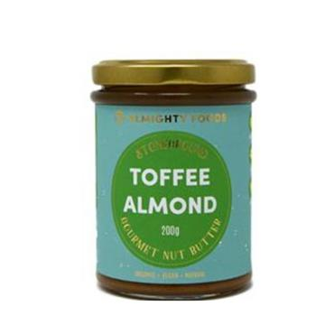 Almighty Toffee Almond 200g