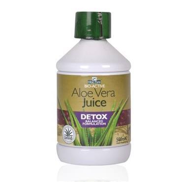 Aloe Pura Detox Aloe Vera Juice 500ml