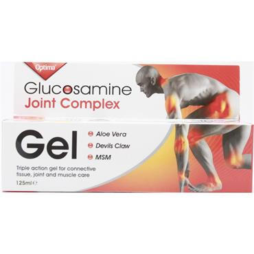 Optima Glucosamine Joint Gel 125ml