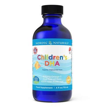 Nordic Naturals Childrens DHA Liquid 119ml