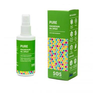 SOS Health - Pure Magnesium Oil Spray 100ml
