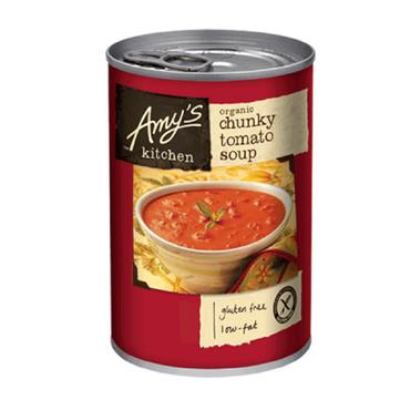 Amy's Kitchen Chunky Tomato Soup 400g