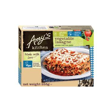 Amy's Vegan Gluten Free Lasagne 255g