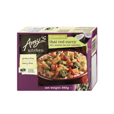 Amy's Kitchen Thai Red Curry 284g