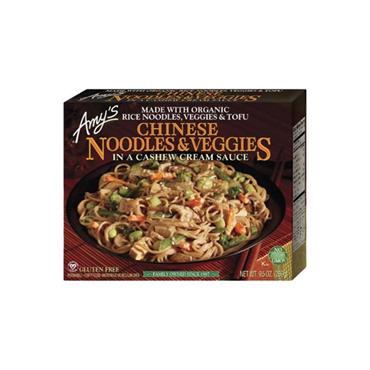 Amy's Kitchen Gluten Free Chinese Noodles and Veggies 269G
