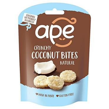 30G Natural Coconut Bites 30g