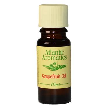 Atlantic Aromatics Organic Grapefruit Oil 10ml