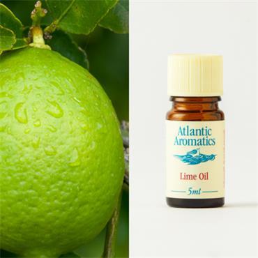Atlantic Aromatics Lime Oil 5ml