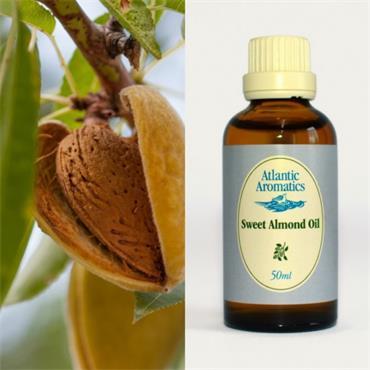 Atlantic Aromatics Almond Oil 50ml