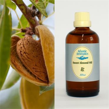 Atlantic Aromatics Almond Oil 100ml