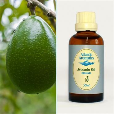 Atlantic Aromatics Organic Avocado 50ml