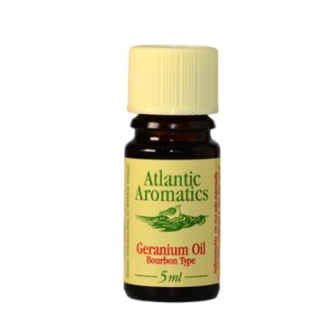 Atlantic Aromatics Organic Geranium Bourbon Type - 5ml