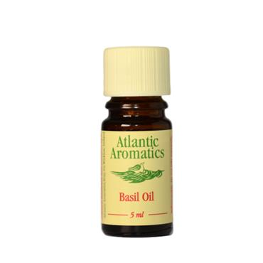 Atlantic Aromatics Basil Linalool 5ML