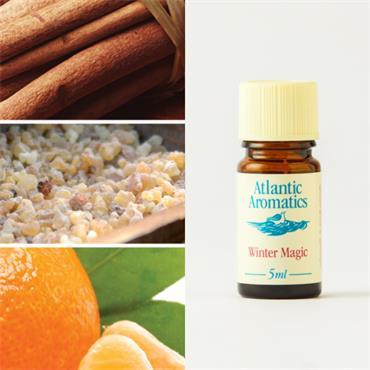 Atlantic Aromatics Winter Magic  5ml