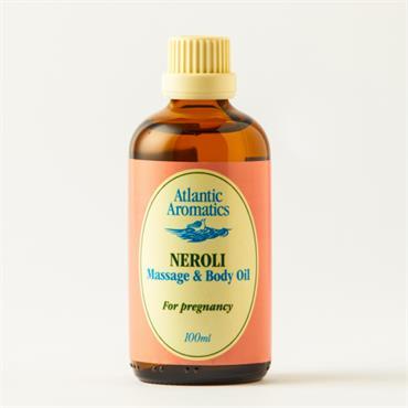 Atlantic Aromatics Neroli Massage Blend 100ml