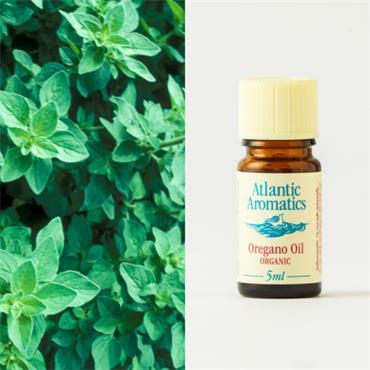 Atlantic Aromatic Organic Oregano Oil 5ml
