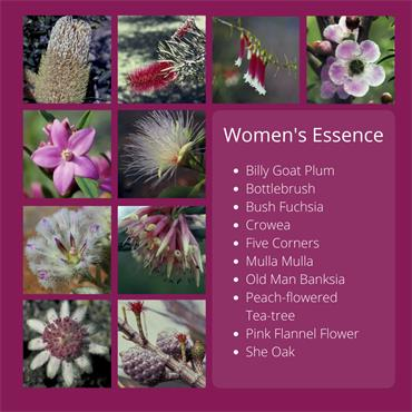 Australian Bush Flower Essences Woman Essence 30ml