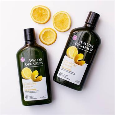 Avalon Organics Lemon Clarifying Conditioner 325ml