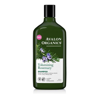 Avalon Organics Rosemary Volumising Shampoo 325ml