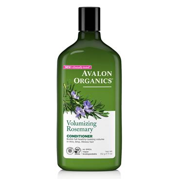 Avalon Organics Rosemary Volumising Conditioner 325ml