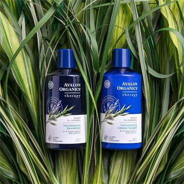 Avalon Organics Biotin Thickening Conditioner 406ml