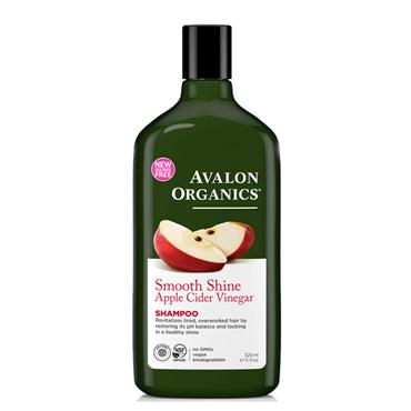 Avalon Organics Apple Cider Vinegar Shampoo 325ml