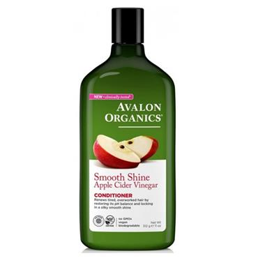 Avalon Organics Apple Cider Vinegar Conditioner 325ml