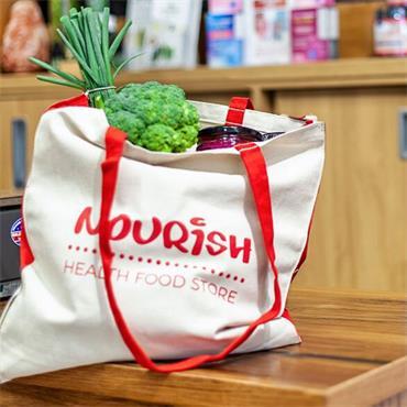 Nourish Canvas Bag