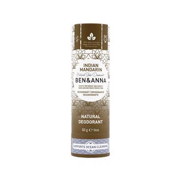 BEN & ANNA MANDARINE Deodorant 60g
