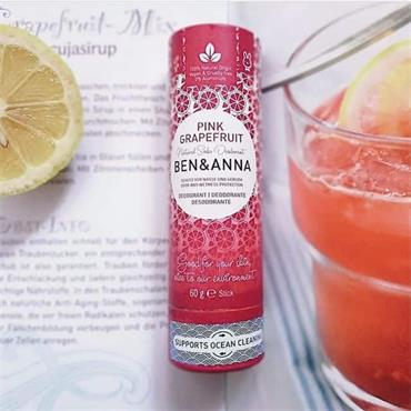 Ben & Anna Grapefruit Deodorant 60g