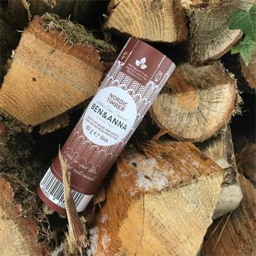 Ben & Anna Nordic Timber Deodorant 60g