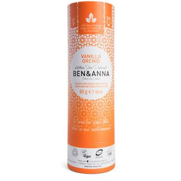 Vanilla Orchid Natural Soda Deodorant 60g