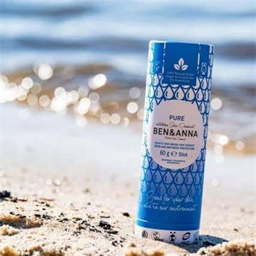 Ben & Anna Pure Natural Soda Deodorant 60g