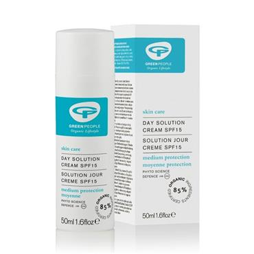 Green People Day Solution SPF 15 50ml