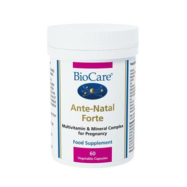 Biocare Ante Natal Forte 60 Capsules