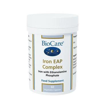 Biocare Iron EAP Complex 60 Capsules