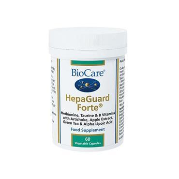 Biocare Hepaguard Forte 60s