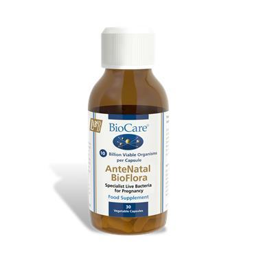 AnteNatal BioFlora Probiotic 30 Caps