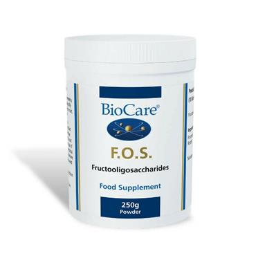 Biocare F.O.S.(Fructooligosaccharide Powder) 250g