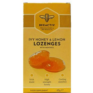 BeeActiv Ivy Honey Lozenges 65g