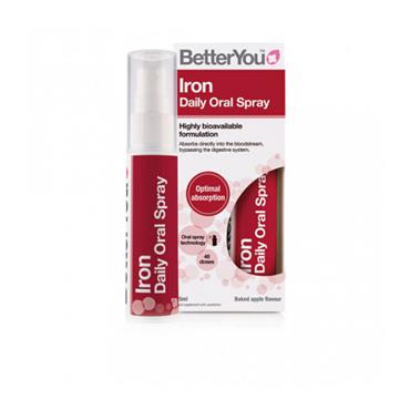 BetterYou Iron Spray 25ml