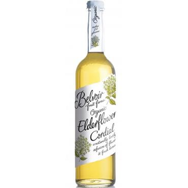Belvoir Organic Elderflower Cordial 500ml
