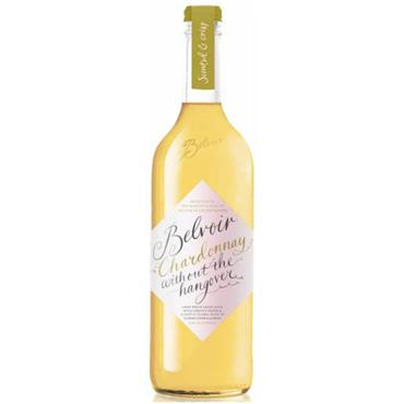 Belvoir Chardonnay without the hangover 750ml (Non Alcoholic)