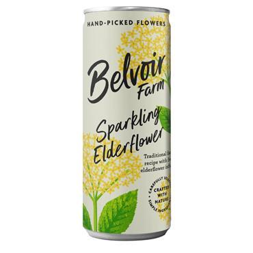 Belvoir Elderflower Pressé Can 250ml