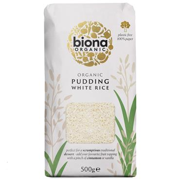 Biona Organic Pudding Rice 400g