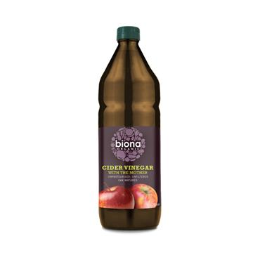 Biona Organic Apple Cider Vinegar with the Mother 750ml