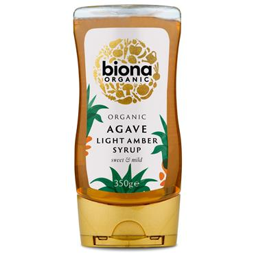 Biona Organic Light Agave Syrup 250ml