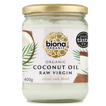 Biona Organic Coconut Oil 400g